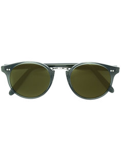 tinted round sunglasses Cutler & Gross