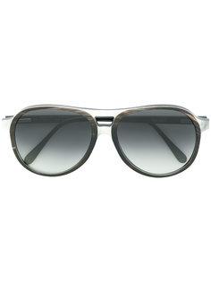 солнцезащитные очки Anton в стиле оверсайз Ralph Vaessen