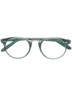 round frame glasses Cutler & Gross