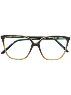 Hanneke oversized glasses Ralph Vaessen