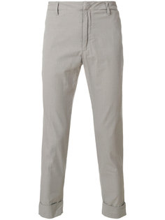 классические брюки-чинос Paolo Pecora