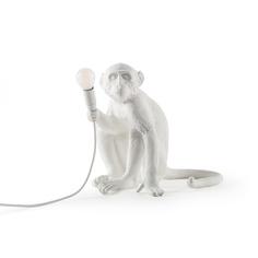 """Настольная лампа """"The Monkey Lamp Sitting"""" Seletti"""