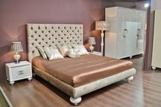 """Кровать с решеткой """"Palermo"""" Fratelli Barri"""