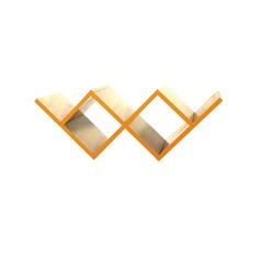 """Полка для гостиной """"Woo Shelf"""" Woodi"""