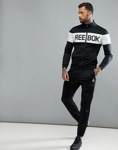 Черный спортивный костюм Reebok Training BQ5736 - Черный