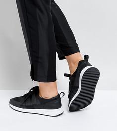 Кроссовки для широкой стопы ASOS DYLAN - Черный