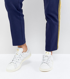 Белые кроссовки adidas Originals Stan Smith - Мульти