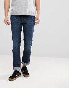 Узкие джинсы с 5 карманами Levis Skateboarding 511 - Темно-синий