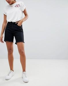 Джинсовые шорты Missguided - Черный