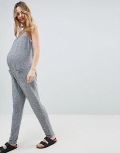 Мягкий комбинезон для дома ASOS DESIGN Maternity - Серый
