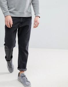 Укороченные джинсы Weekday Vacant - Серый