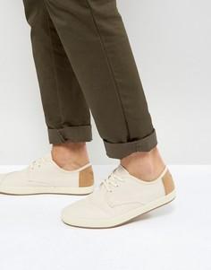 Бежевые кроссовки TOMS - Бежевый