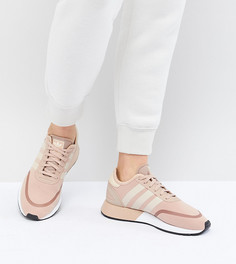 Розовые кроссовки для бега adidas Originals N-5923 - Розовый