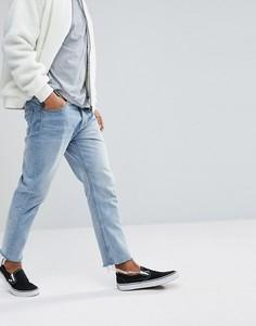 Суженные книзу синие джинсы Cheap Monday In Law - Синий