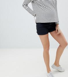 Черные шорты в винтажном стиле ASOS DESIGN Maternity - Черный