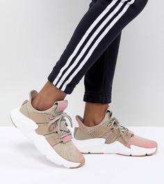 Кроссовки (розовый/бежевый) adidas Originals Prophere - Бежевый
