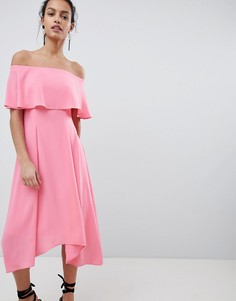 Платье миди Coast Bonnie - Розовый