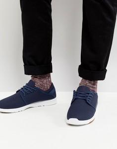 Темно-синие кроссовки Etnies Scout - Темно-синий