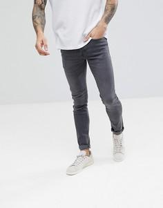 Темно-серые джинсы скинни Celio - Серый