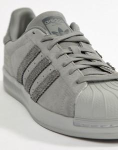 Кроссовки adidas Originals Superstar Bounce - Серый