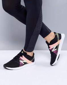 Черно-розовые кроссовки New Balance Training - Черный