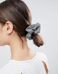 Резинка для волос в клетку ASOS DESIGN - Мульти