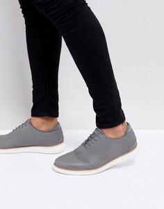 Туфли из нубука House Of Hounds Aston - Серый
