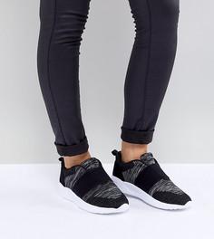 Кроссовки для широкой стопы ASOS DESIGN Vesper - Черный