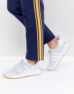 Кроссовки adidas Originals Flashback Primeknit - Белый