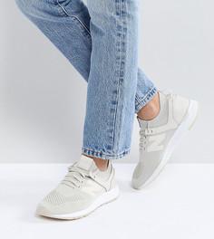 Бежевые кроссовки New Balance 247 - Бежевый