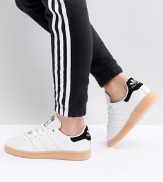 Кроссовки на резиновой подошве adidas Originals Stan Smith - Серый