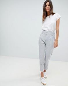 Летние брюки в полоску Y.A.S - Мульти