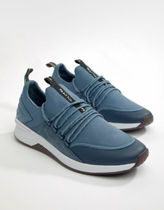 Синие кроссовки PS Paul Smith - Синий