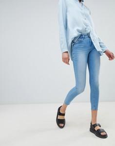Зауженные джинсы Waven Freya - Синий