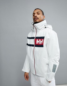 Белая куртка Helly Hansen Salt Power - Белый