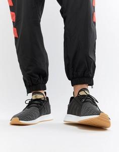 Черные кроссовки adidas Originals X PLR AH2360 - Черный