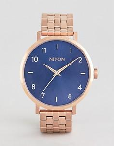 Наручные часы Nixon A1090 Arrow - Золотой