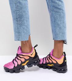 Кроссовки Nike Air Vapormax Plus - Черный