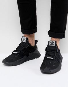 Черные кроссовки adidas Originals Prophere B22681 - Черный
