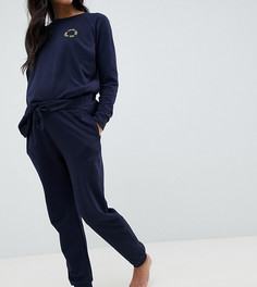 Джоггеры ASOS DESIGN Maternity - Темно-синий