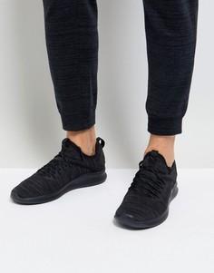 Черные кроссовки Puma Ignite Flash Evo Knit 19050805 - Черный