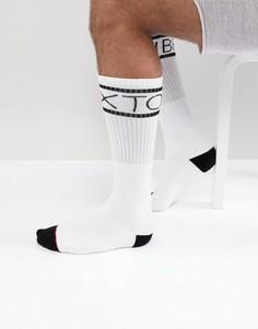 Белые носки Brixton - Белый