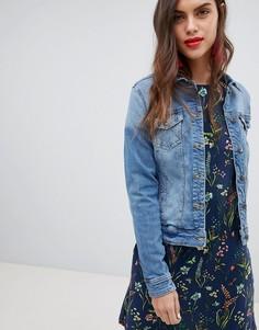 Джинсовая куртка Esprit - Синий