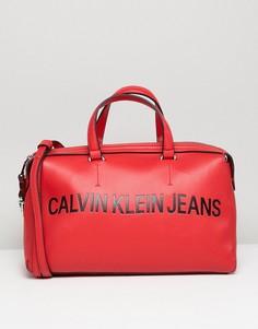 Сумка Calvin Klein Jeans - Красный