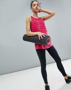 Черные леггинсы Nike Running Power Epic Luxe - Черный