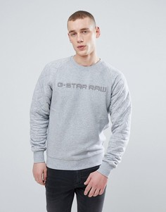 Свитшот G-Star Tarev - Серый