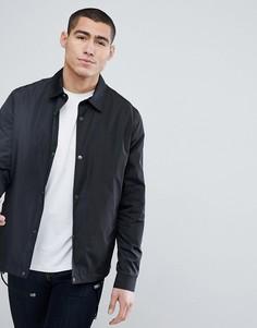 Черная спортивная куртка ASOS - Черный