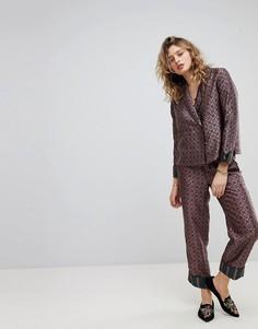 Пижамные брюки Maison Scotch - Мульти