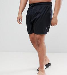 Черные шорты для плавания Nike Plus Vital NESS8432-001 - Черный