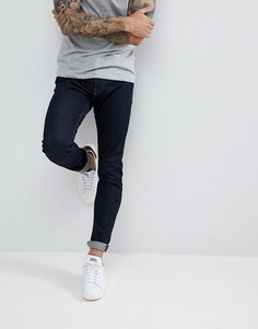 Темные джинсы скинни Weekday Friday - Темно-синий